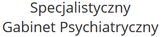 Specjalistyczny Gabinet Psychiatryczny